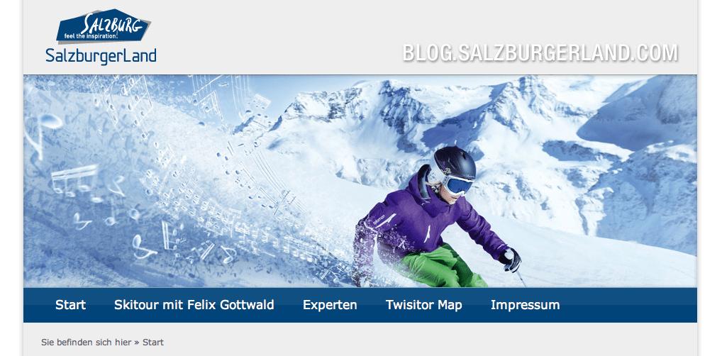 Salzburgerland Blog