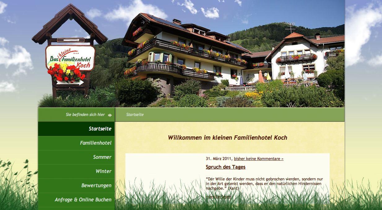 Familienhotel Koch